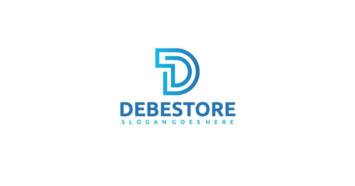 Download D Letter Logo by 3ab2ou