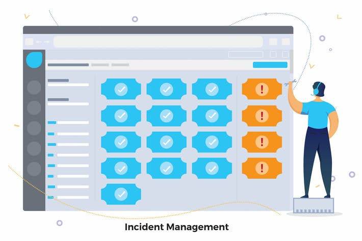 Thumbnail for Incident Management CRM Illustration