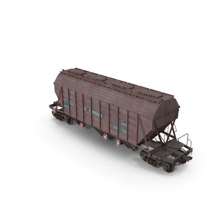 Rail Hopper Car