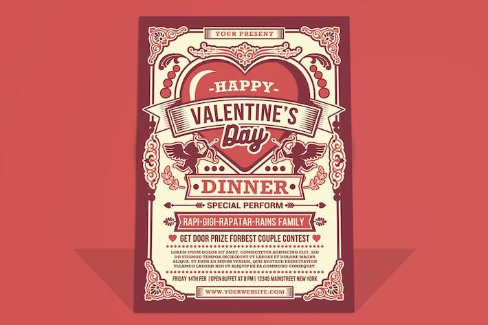 Thumbnail for Valentine Day Dinner