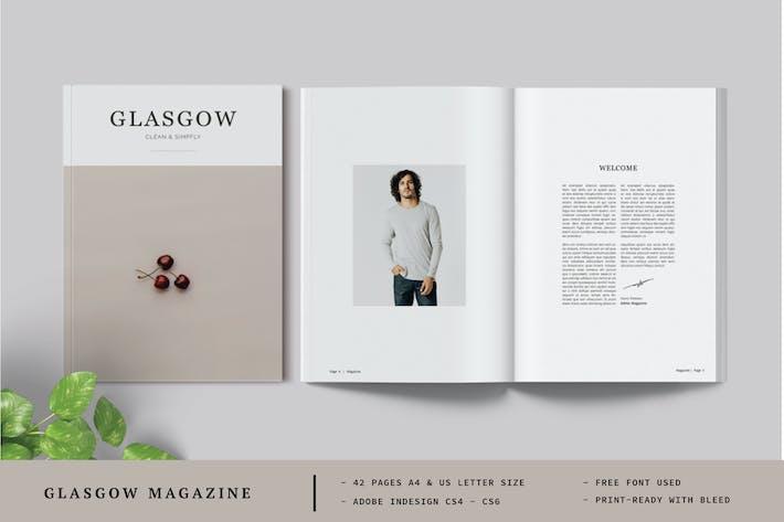 Thumbnail for Glasgow Magazine