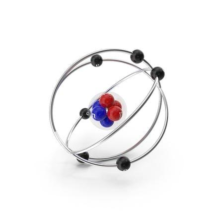 Abstract Atom Orbit