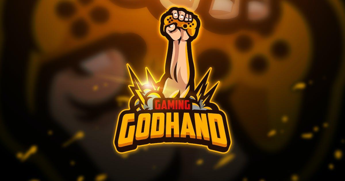Download Godhand - Mascot & Esport Logo by aqrstudio