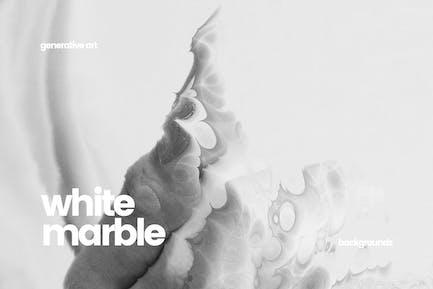 Weiße MarmorHintergründe