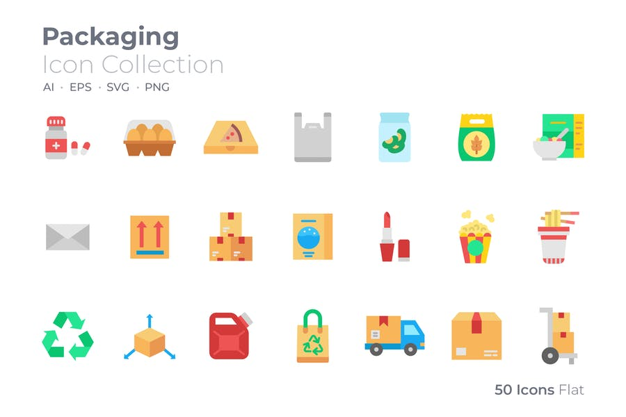 Packaging Color Icon