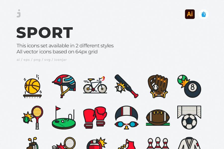 30 Íconos Deporte