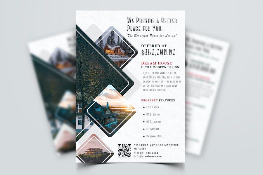 Real Estate Property Flyer-13