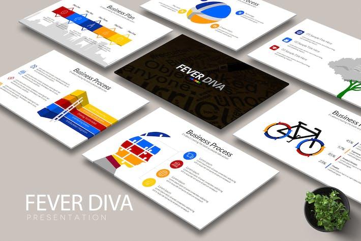 Thumbnail for FEVER DIVA Powerpoint
