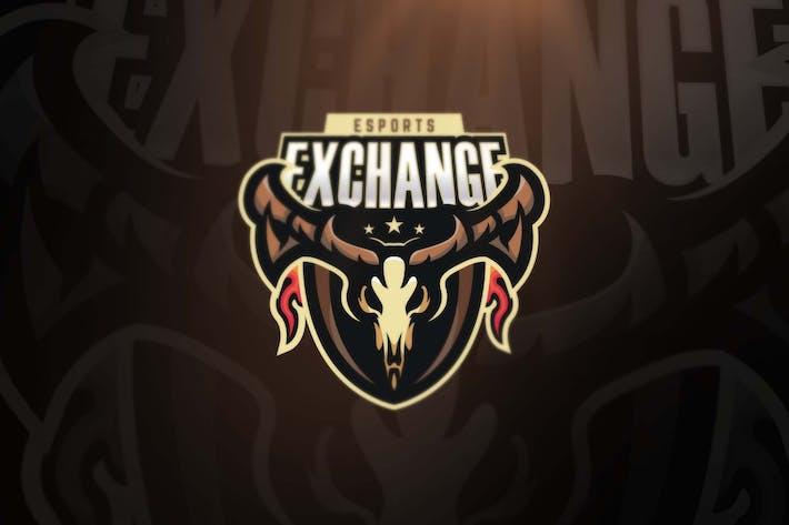 Thumbnail for Exchange Sport and Esports Logos