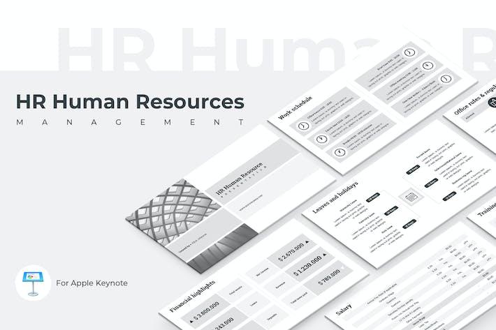 Thumbnail for Шаблон ключевых пометок по кадровым ресурсам