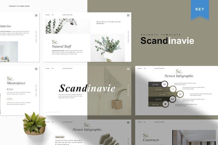 Thumbnail for Scandinave | Keynote Template