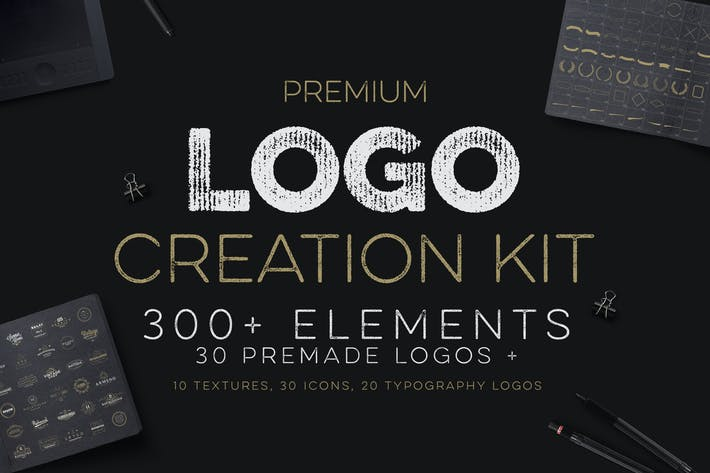 Cover Image For Logo Creation Kit