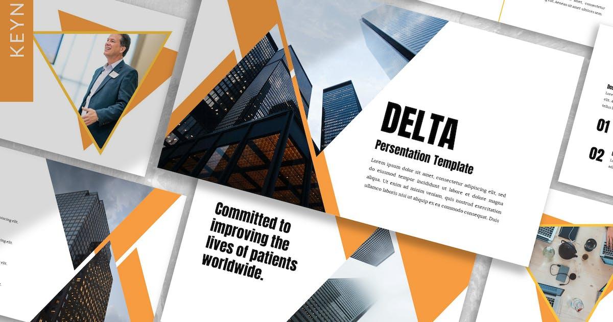 Download Delta - Creative Keynote Template by designesto
