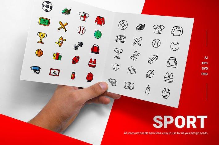 Sport - Icones