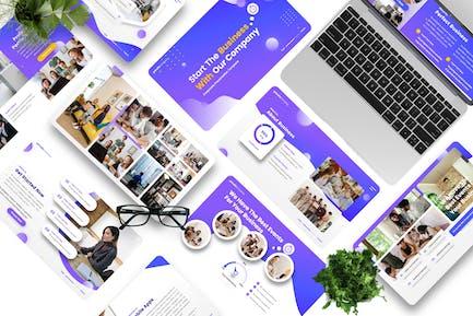 Draifa - Corporate Keynote Template