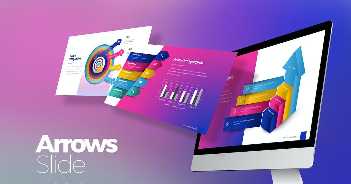 Download Arrows Keynote Templates by StockShape