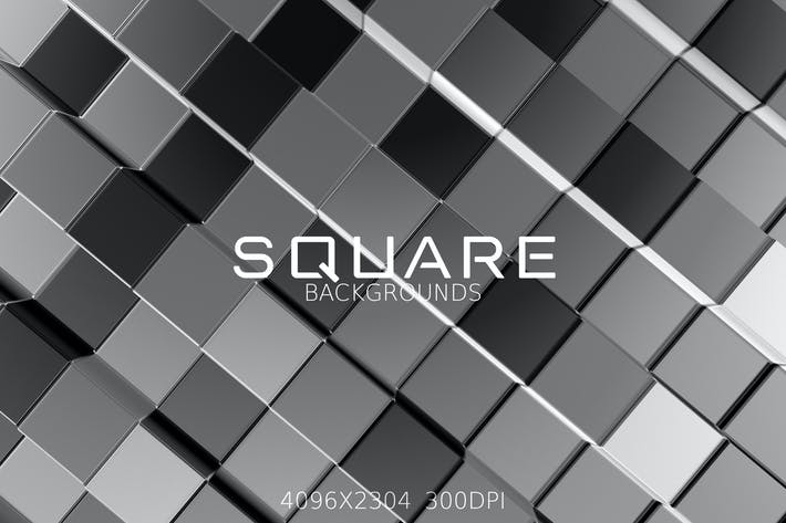 Thumbnail for Square Backgrounds
