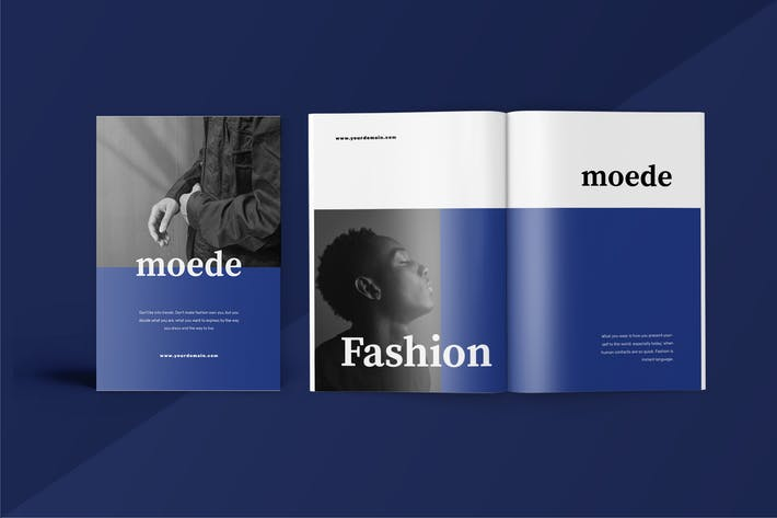 Thumbnail for Moede Fashion Lookbook Catalogue