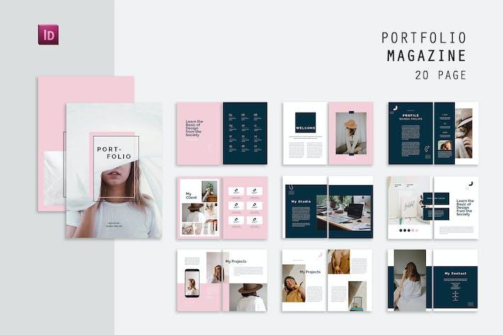 Learn Portfolio Magazine