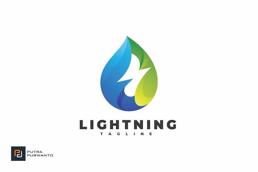 Lightning - Logo Template