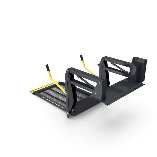 Thumbnail for Hydraulic Wheelchair Lift