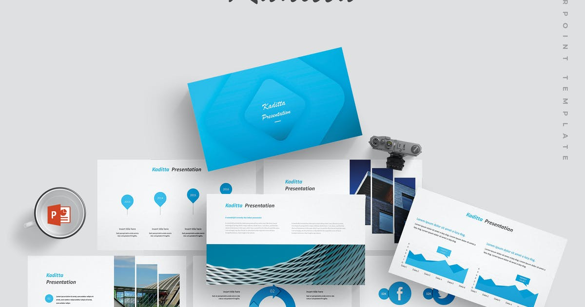 Download Kaditta - Powerpoint Template by aqrstudio