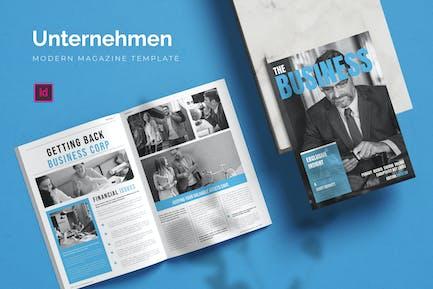 Unternehmen Magz - Magazine