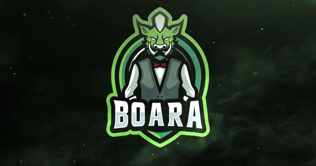 Download Boara Sport and Esports Logos by ovozdigital
