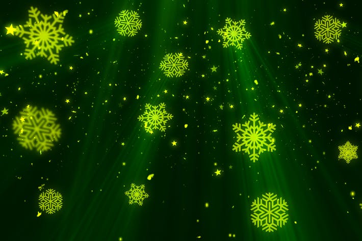 Thumbnail for Christmas Snowflakes Glitters 1
