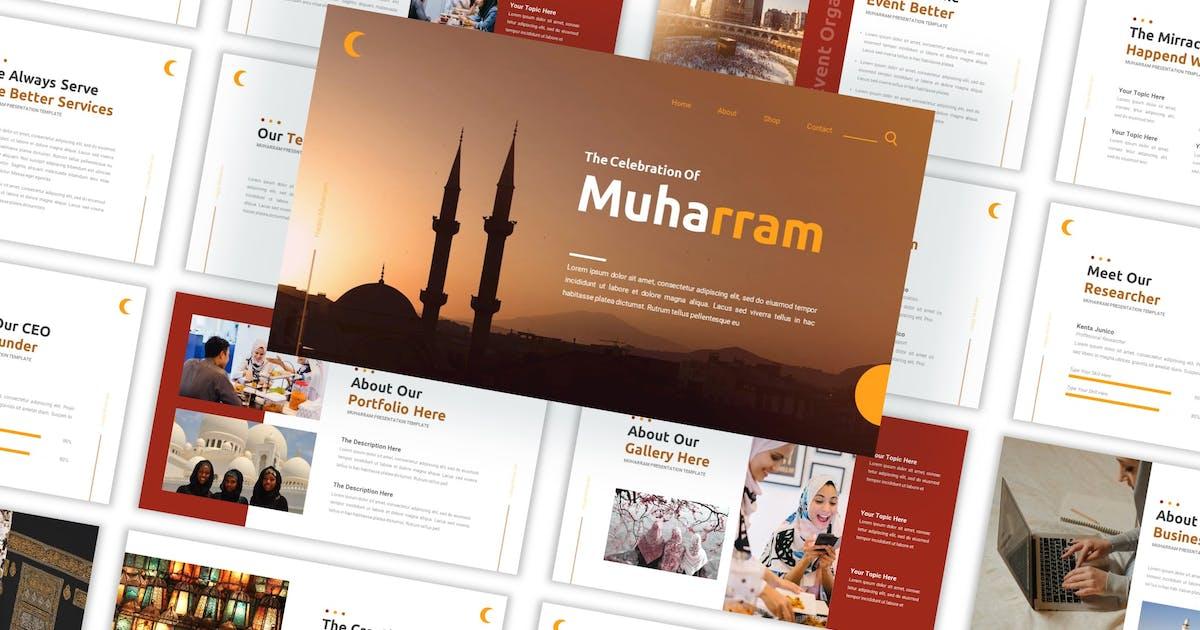 Download Muharram - Islamic Celebration Keynote Template by CocoTemplates