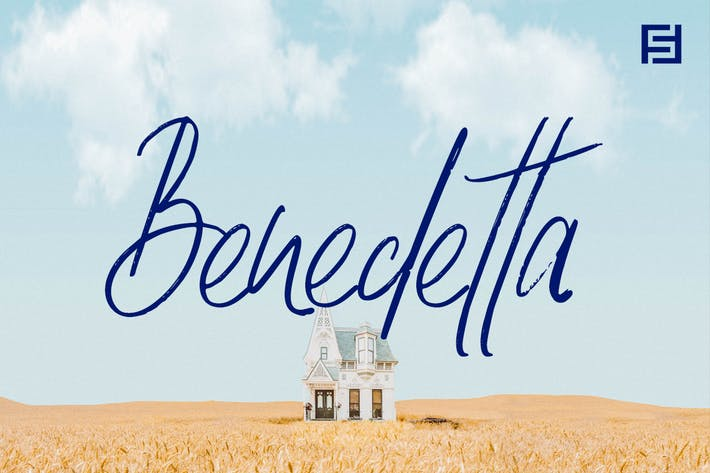 Benedetta - Lovely & Beautiful Handwritten Font