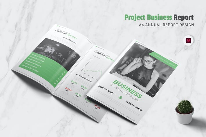 Thumbnail for Project Business Annual Report