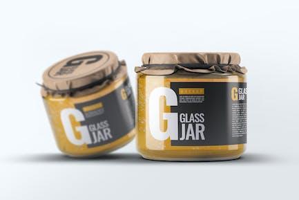 Glass Jar Mock-Up v.1