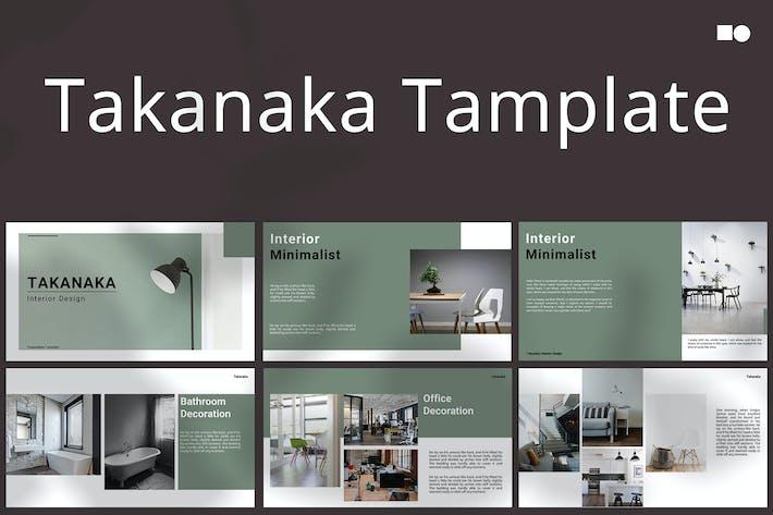 Thumbnail for Таканака - Пауэрпойнт