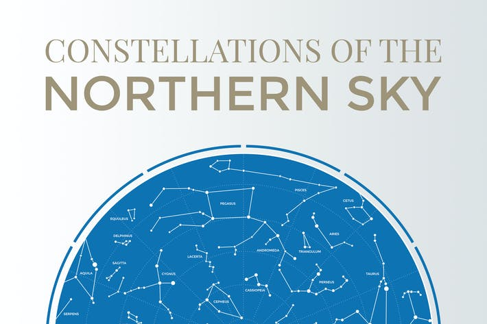 Thumbnail for Constellations of the Northern Sky