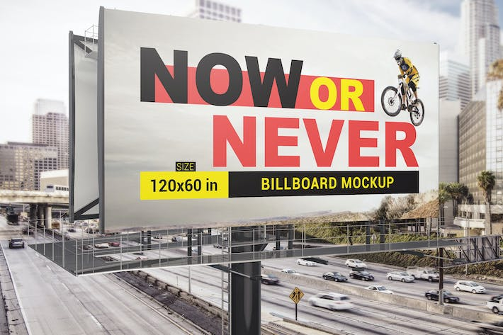 Thumbnail for Billboard Mockups 02
