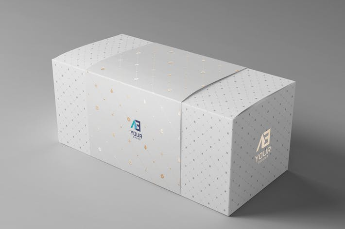Thumbnail for Package Box Mockups Vol6
