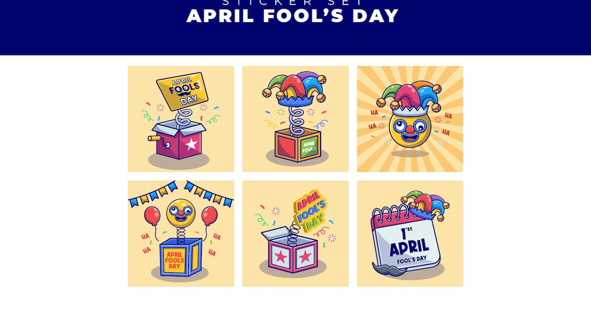 Download APRIL FOOL'S DAY by SecondSyndicate