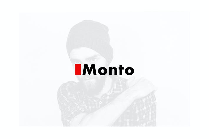 Thumbnail for Monto Minimal Sketch Template
