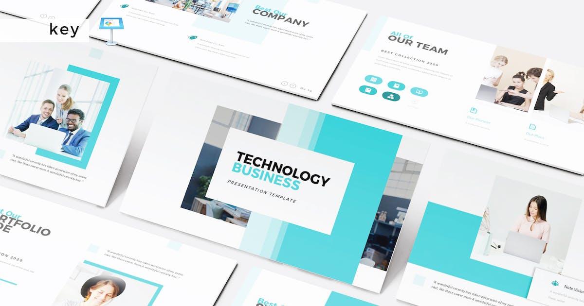 Download TECHNOLOGY BUSINESS - Keynote V526 by Shafura