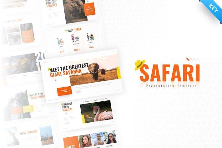 Многоцелевая презентация Safari Zoo