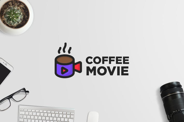 Thumbnail for Coffee Movie Logo