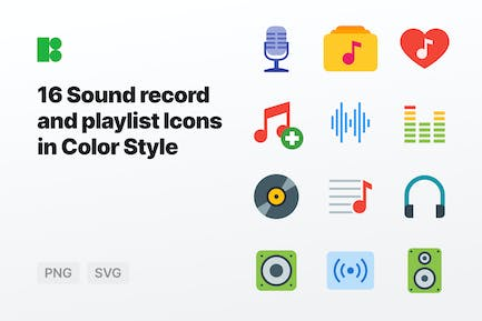 Sound Record and Playlist