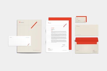 Architektur Unternehmens- Identity