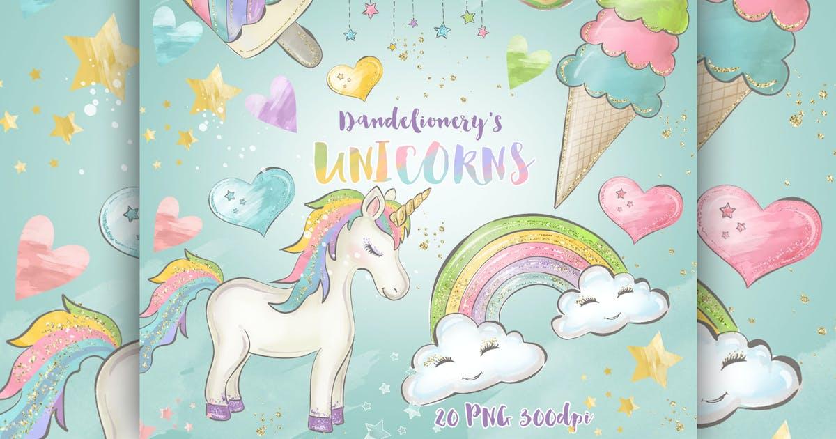 Download Unicorns design by designloverstudio