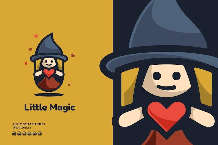 Thumbnail for Cute Magician Logo