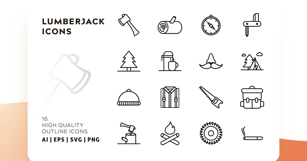 Download LUMBERJACK OUTLINE by subqistd