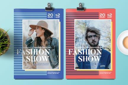 Youth Fashion Show Flyer