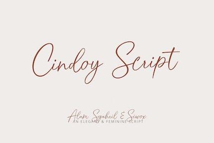 Cindoy Script