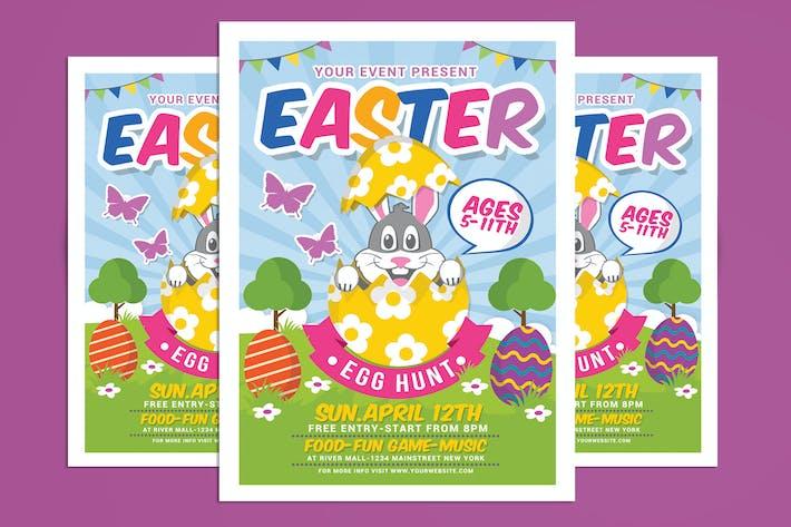 Thumbnail for Chasse aux œufs de Pâques pour les enfants